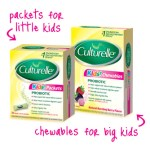 Culturelle Kids probiotic can help keep your little all-star in the spotlight