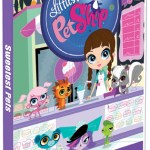 The Littlest Pet Shop Sweetest Pets now available on DVD