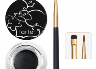 Amazonian clay waterproof liner with double-ended brush