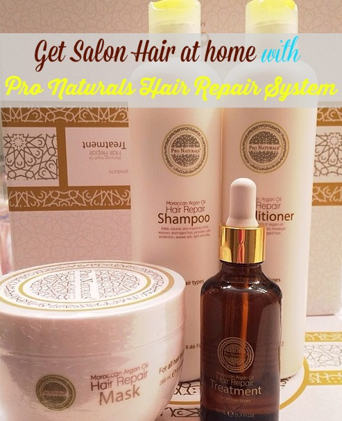 Experience Salon Quality Hair at home with Pro Natural Hair Repair System  Fabulous Mom Blog