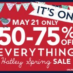 HUGE Hatley Spring Sale