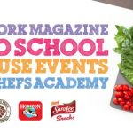 Food Network Magazine Giveaway — Open House at Young Chefs Academy Baton Rouge