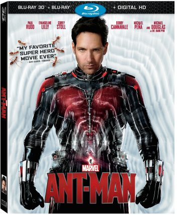 Ant-Man combo pack
