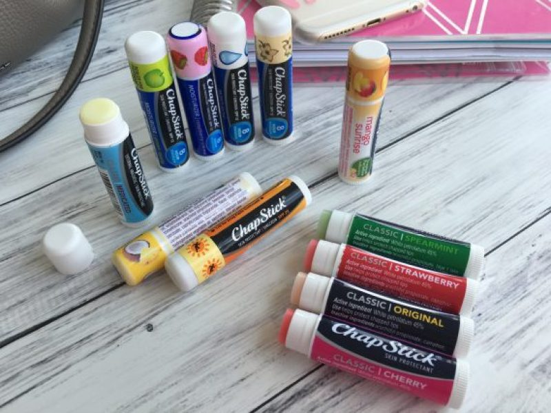Information about ChapStick® products