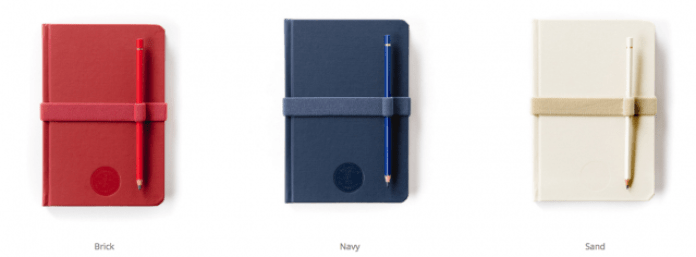 First Draft Co. Notebook Giveaway