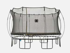 Safe and Reliable Trampolines