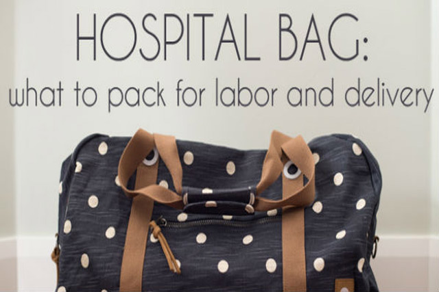 pack your hospital bag