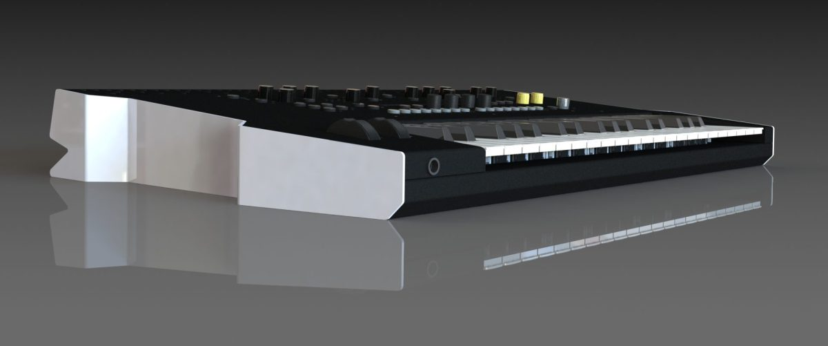 Paradigm Synthesizer by Fabulous Silicon