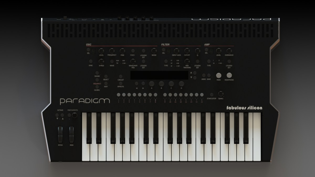 Paradigm Synthesizer