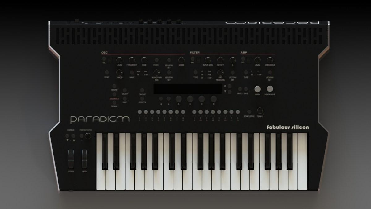 Paradigm Synthesizer