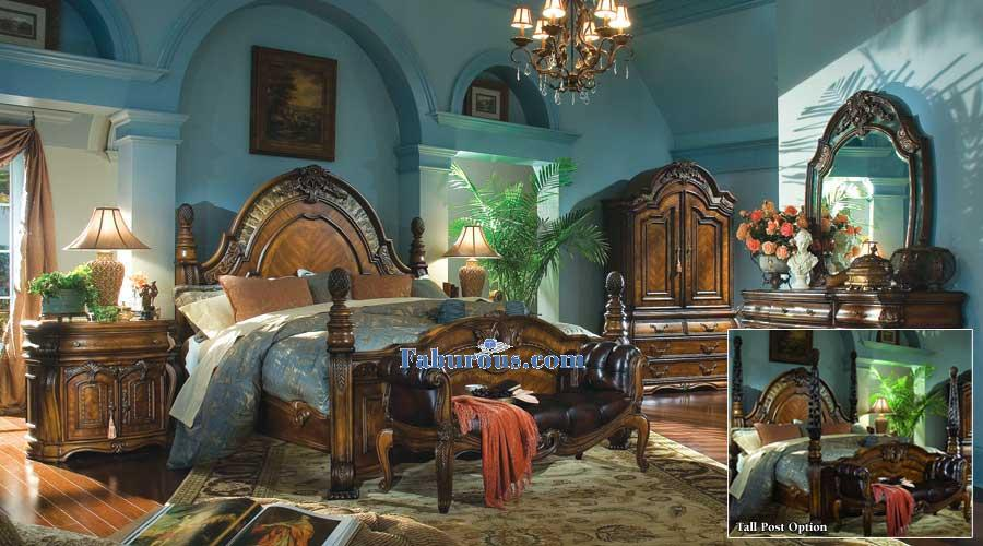 Victorian Style Bedroom Interior Design Ideas
