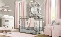 10 Stunning Pink Girl Nursery Ideas For Your Baby Girl