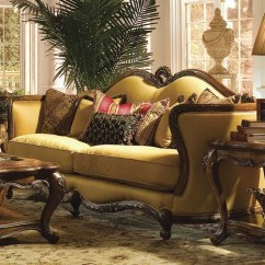 Living Room Sofas Designs Paint For Colors Victorian Style Sofa Furniture