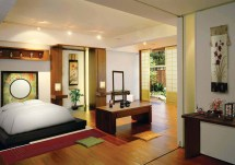 Japanese Style Bedroom Design