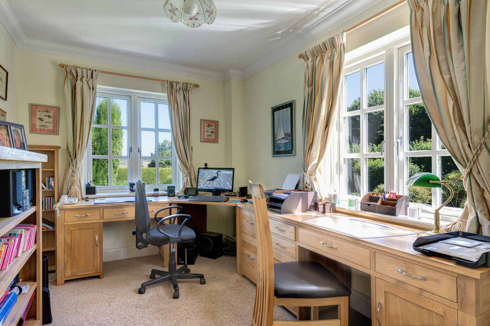 Stunning Country Home Office Ideas