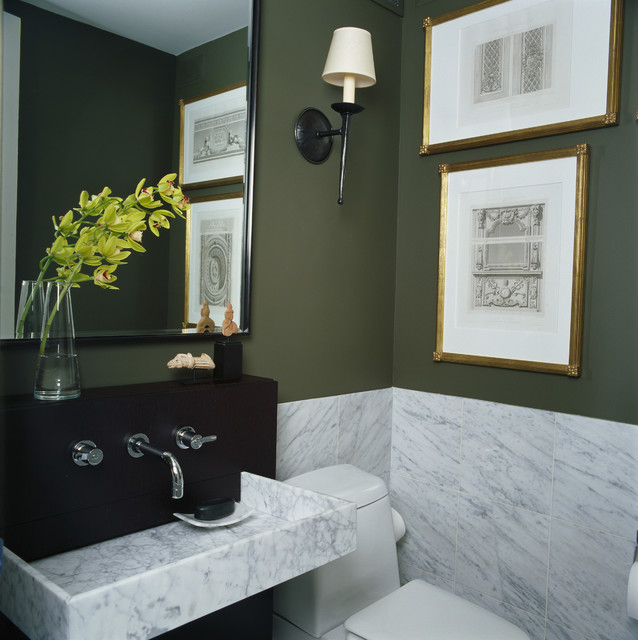 COLLECTION OF BATHROOMS SMALL SPACES