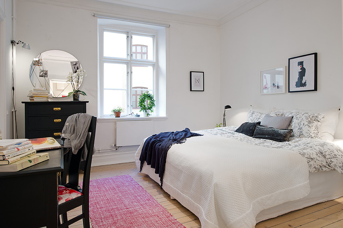 College Apartment Bedroom Layout