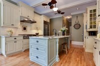 Ceiling Fan In Kitchen Ideas