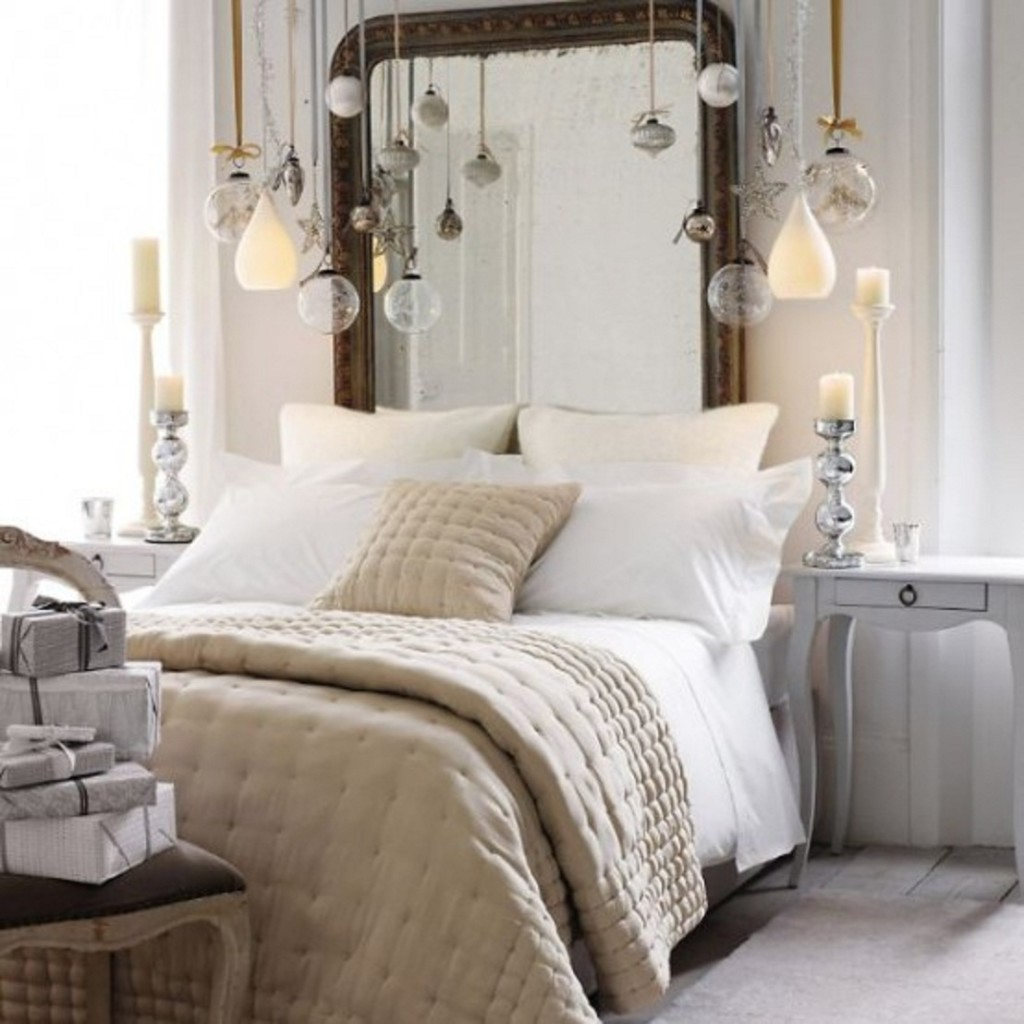 The Glittery World Of Silver Bedroom Ideas
