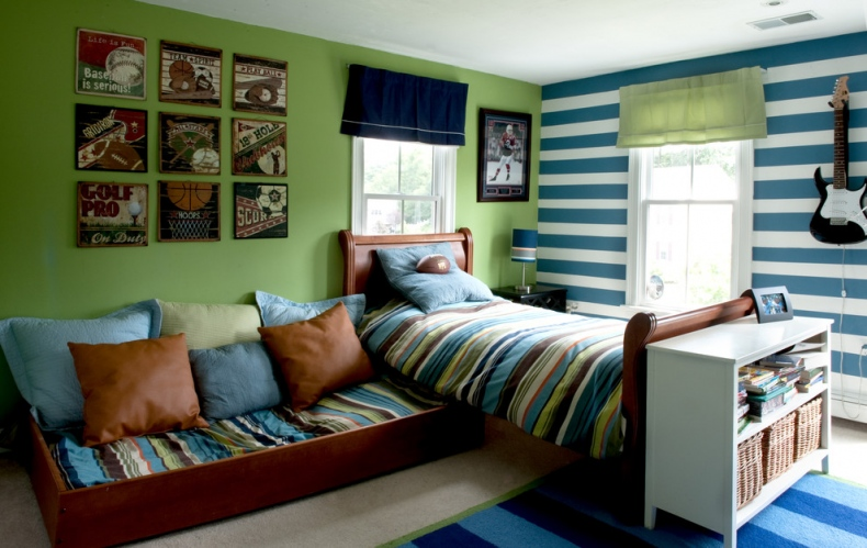 boys bedroom painting ideas