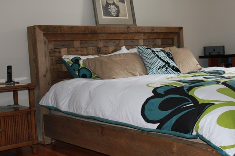 Homemade Headboards for King Size Beds