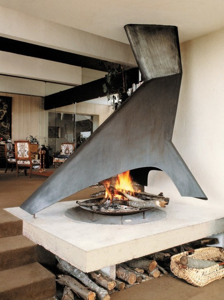Interior Designs with Fire Pit Indoor on Fire Pit Design  id=75169