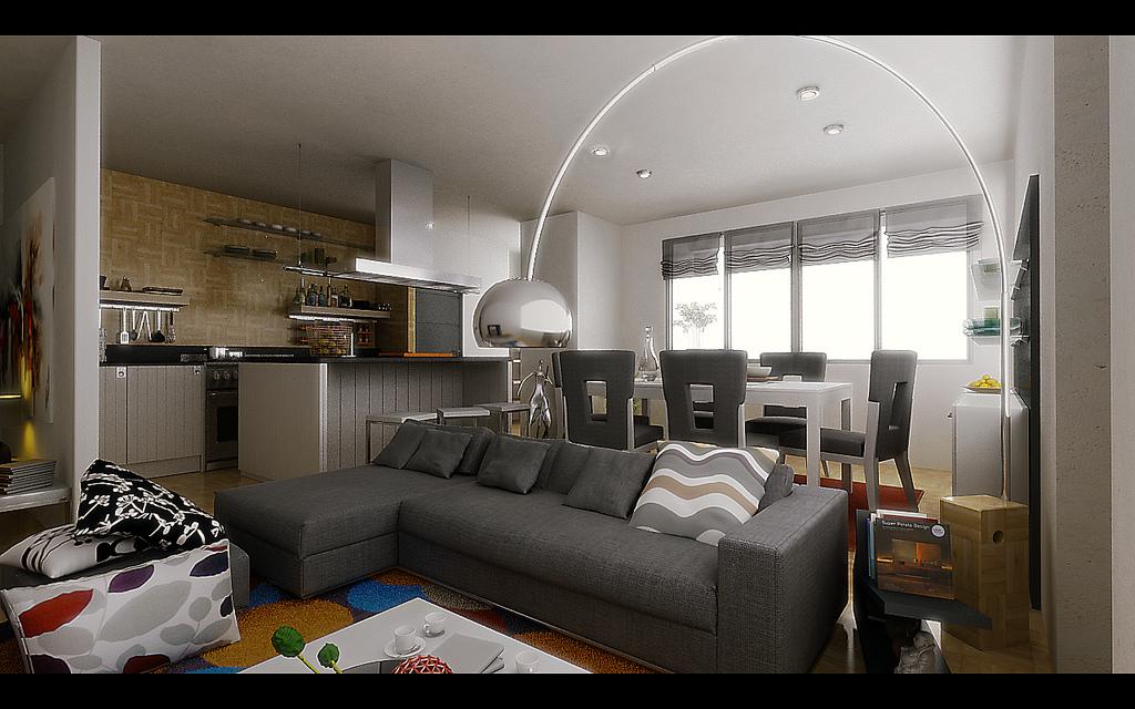 ideas for small apartment living room design rentals interior