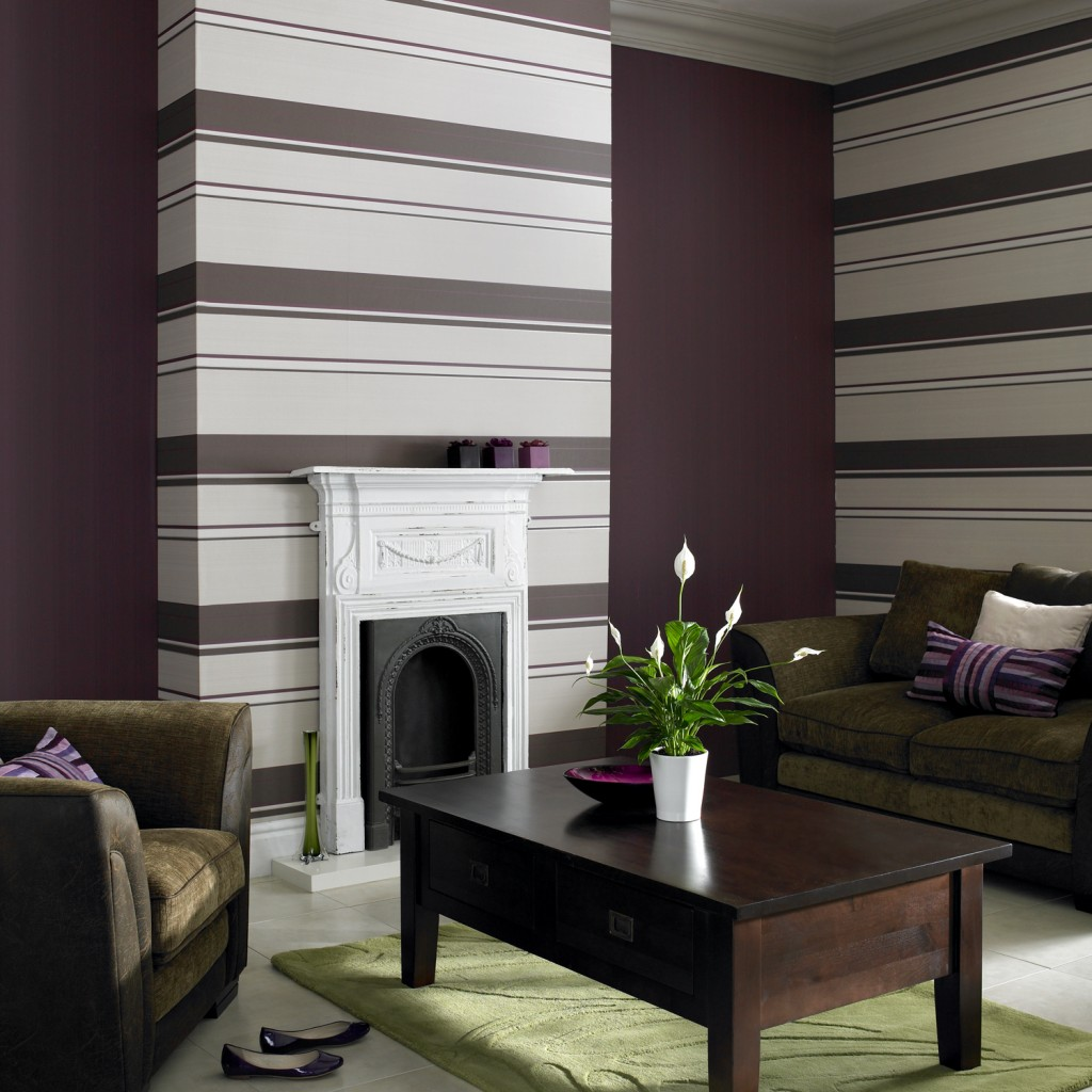wallpaper ideas for living rooms room remodel before and after accent wall how to do it right interior design