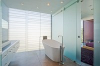 Small shower ideas pictures