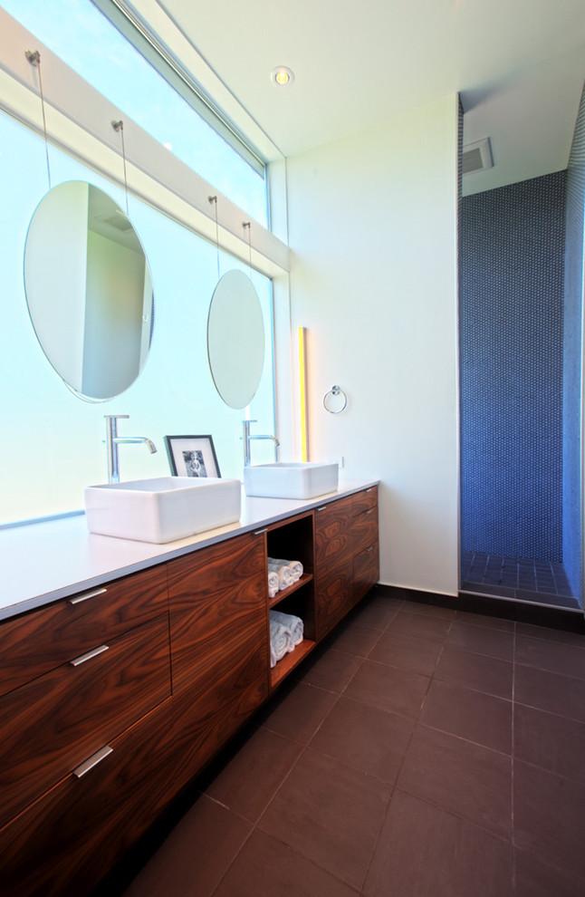 Rotate and swivel bathroom mirror Home Ideas