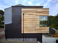 Cycle House design By Chadbourne + Doss Architects