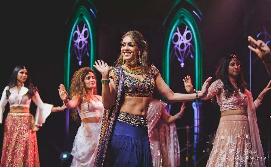 Best Bridal Dance Choreographies for sangeet