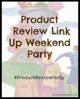 Product Review Link Up Weekend Party
