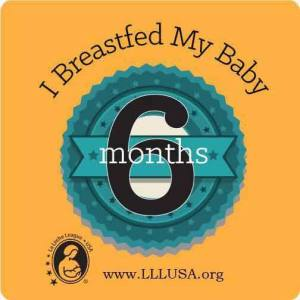 My favorite things about breastfeeding my baby for 6 months | Velvet-Rose.net