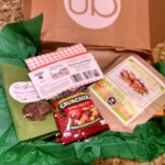 Yummy healthy goodies delivered to your door by UrthBox