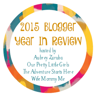 Blog Button for Year Review