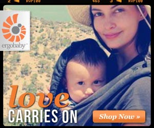 300x250 Banner Ad from Love Carries On Ad Campaign