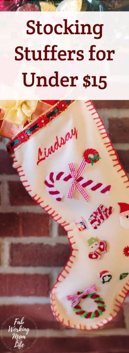 Awesome Stocking Stuffers for Under $15