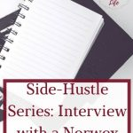 Side-Hustle Series: Interview with a Norwex consultant