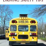 Back to School Driving Safety Tips