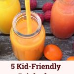 5 Kid-Friendly Drinks for Summer
