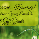 2018 Spring/Mother's Day Gift Guide & Giveaways!