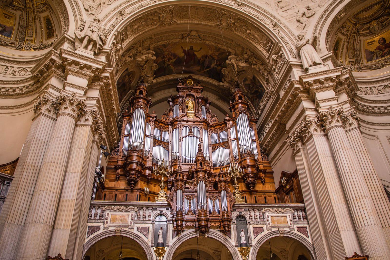 Berliner Dom Organ