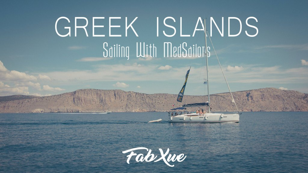 Sailing in the Greek Islands with MedSailors – Tips'n'Tricks