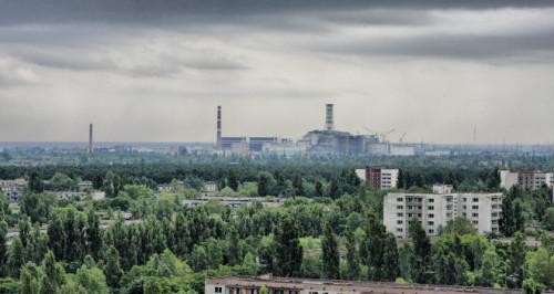 Pripyat, in Ucraina