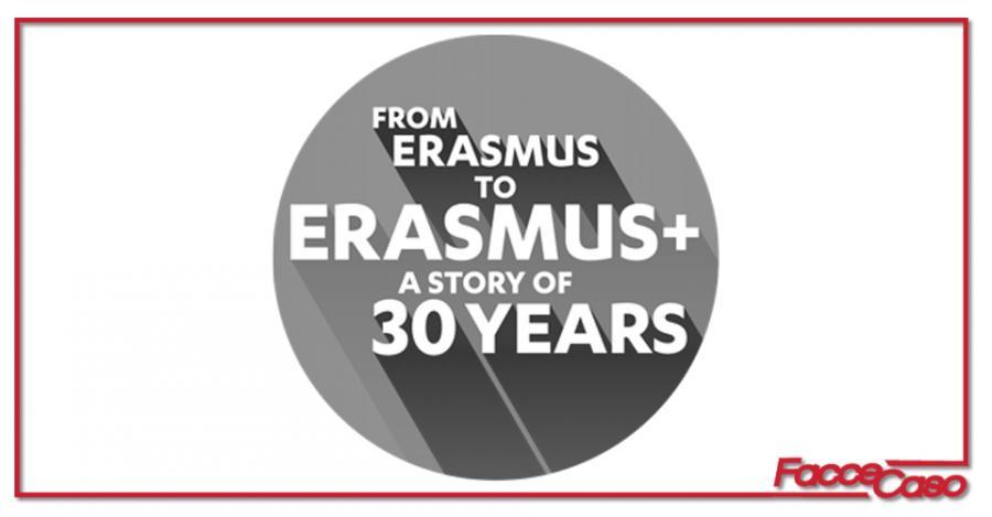 Erasmus, a Firenze si sono festeggiati i trent'anni
