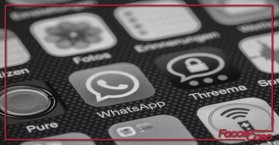 Cancella i messaggi. Presto anche su Whatsapp