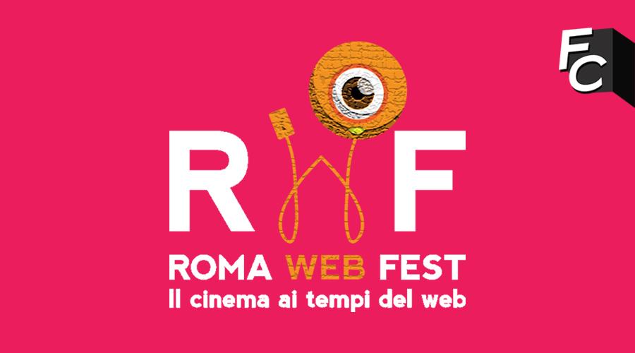 Tutto pronto per il Roma Web Fest!