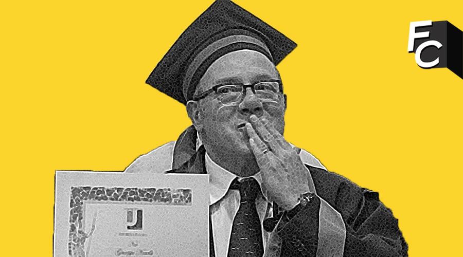 Verdone prende la laurea ma lo fa...strano » FacceCaso - Cronache di ... 3979aa5b8ed4
