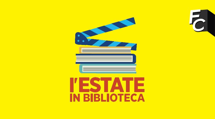 Estate in biblioteca: dal 19 luglio al 27 settembre a Roma regna il cinema